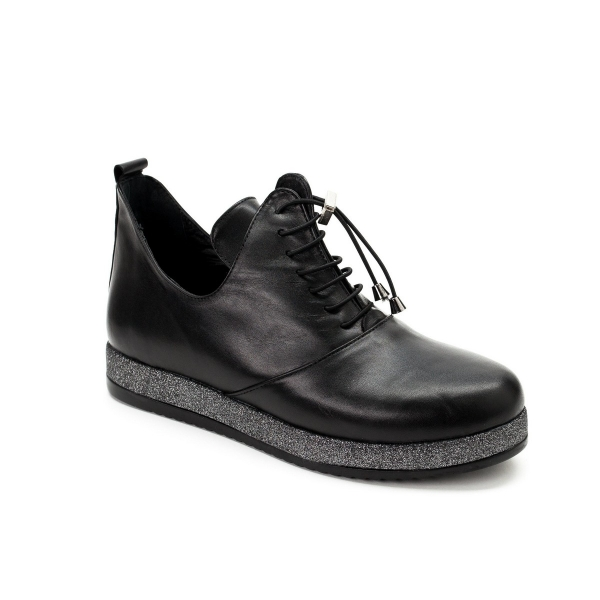La Pinta 0041-5117 50 BLACK LEATHER