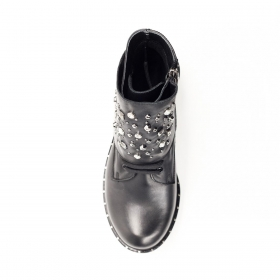 La Pinta 0179-2224 621 BLACK LEATHER
