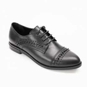 La Pinta 0395-67 90 BLACK LEATHER